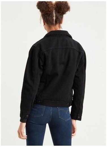 Levi's® Levis Kadın Siyah Ceket Siyah